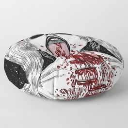 Pagan Punk Floor Pillow