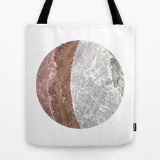 Planetary Bodies - Crescent Rock Tote Bag