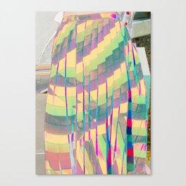 pastel prism Canvas Print