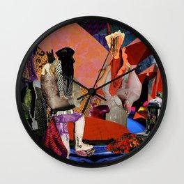 SERES II Wall Clock