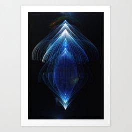 Generative Prints - #001 Art Print
