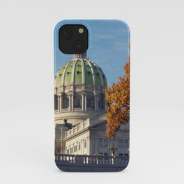 Pennsylvania State Capitol Building iPhone Case