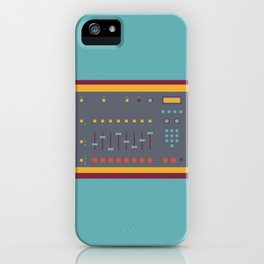 EMU SP1200 Sampler iPhone Case