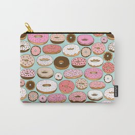 Donut Wonderland Carry-All Pouch