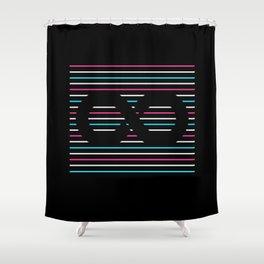 Transfinity Shower Curtain
