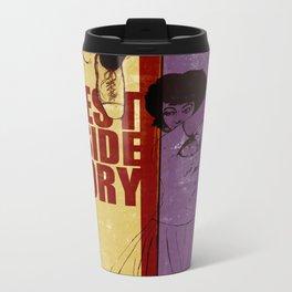 West Side Story Metal Travel Mug