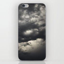 Light Core in the Storm iPhone Skin