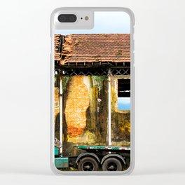 Armazém 2 Clear iPhone Case