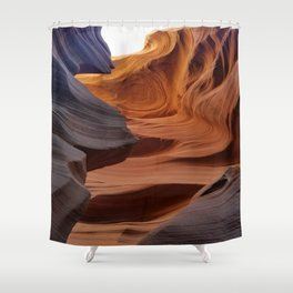 Antelope Canyon #2 Shower Curtain