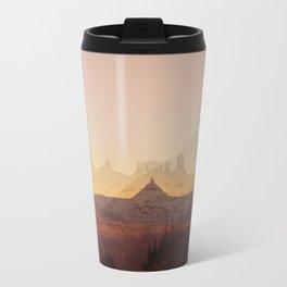 Western America Landscpe Travel Mug