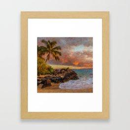 Maui Waui Framed Art Print