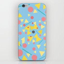 Chaos around you iPhone Skin