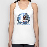 smash bros Tank Tops featuring Marth - Super Smash Bros. by Donkey Inferno