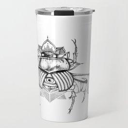 Bugged Mind Travel Mug