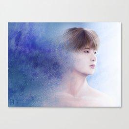 BTS Jin Canvas Print
