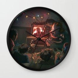 It's Halloween Wall Clock