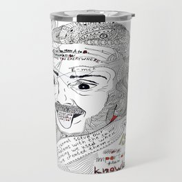 Einstein Travel Mug