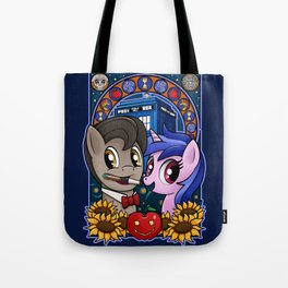 Ponies are Cool Tote Bag