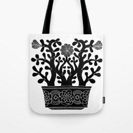 Flowering Jade Tote Bag