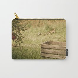 apple crate photograph Carry-All Pouch