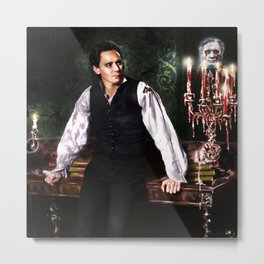 Sir Thomas Sharpe - Crimson Peak V (Full Version) Metal Print