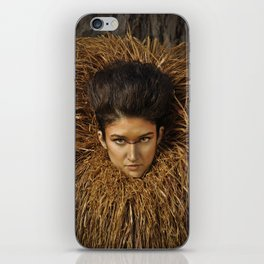 Lioness iPhone Skin