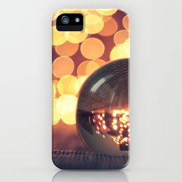 Bokeh Inception iPhone Case
