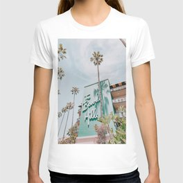 beverly hills / los angeles, california T-shirt