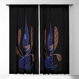 Oriel II Blackout Curtain
