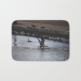 Canadian Goose Departure Bath Mat