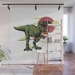 Tyrannosaurus Wall Mural