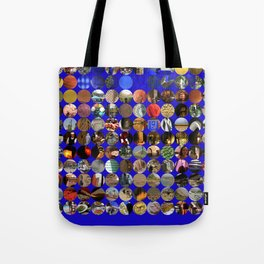 Voyage au Maroc - Journey in Morocco Tote Bag