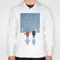 fargo Hoodies featuring Fargo by laurxy