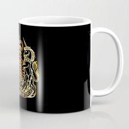 British Coat Of Arms Coffee Mug
