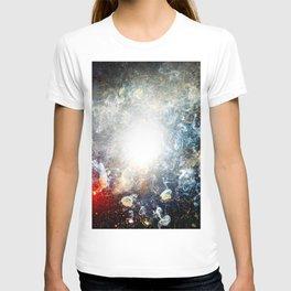 smoke sparks clots  T-shirt