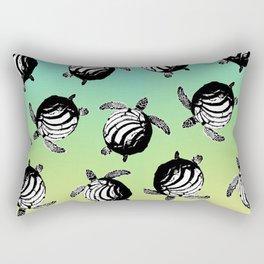 CONCHA TURTLES Rectangular Pillow
