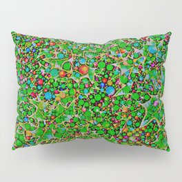 Boughs of Holly Pillow Sham
