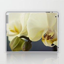 White orchid #2 Laptop & iPad Skin