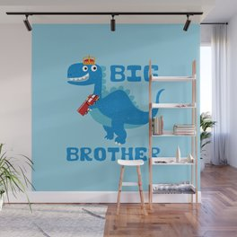 Big Brother Wall Mural