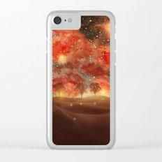 Beautiful Galaxy III Clear iPhone Case