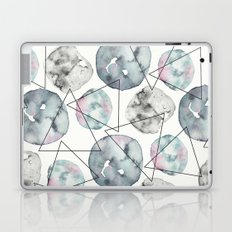 Orbiting Asteroid Pattern Laptop & iPad Skin