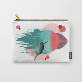 Follow your dreams they know the way Carry-All Pouch