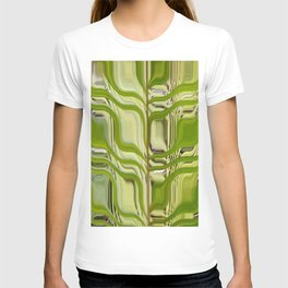 Abstract Germination T-shirt