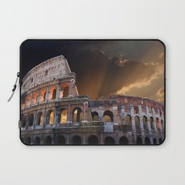The Coliseum of Ancient Rome Laptop Sleeve
