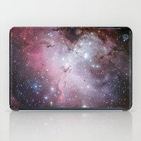 nasa iPad Cases featuring Nebula star Eagle constellation galaxy hipster NASA space stars hipster geek sci fi landscape photo by iGallery