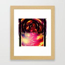 The Gatekeeper Framed Art Print