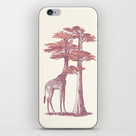 Fata Morgana iPhone & iPod Skin