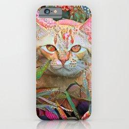 Alice's Cat iPhone Case