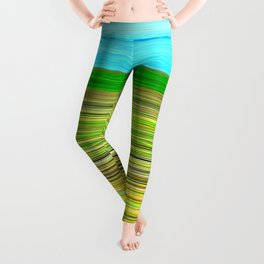 landscape in 59c Leggings