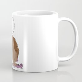 What Is Sasquatch Thinking? Coffee Mug